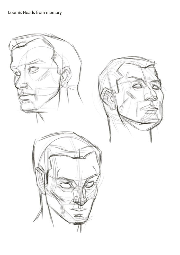 700x990 Let's Animate Heads Amp Poses From Imagination