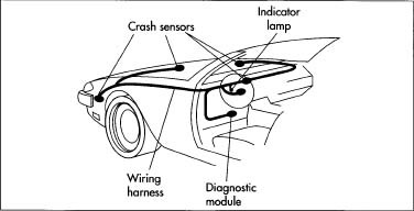 front-of-car-drawing-8 Hand Drawn Vw Wiring Harness on
