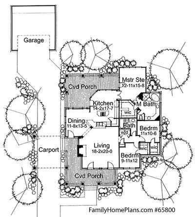400x445 Bungalow Floor Plans Bungalow Style Homes Arts And Crafts