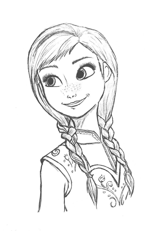 1024x1450 Princess Anna By Queenundy