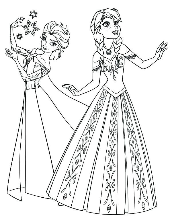 600x753 Coloring Pages Frozen Elsa Frozen Coloring Pages Frozen Coloring