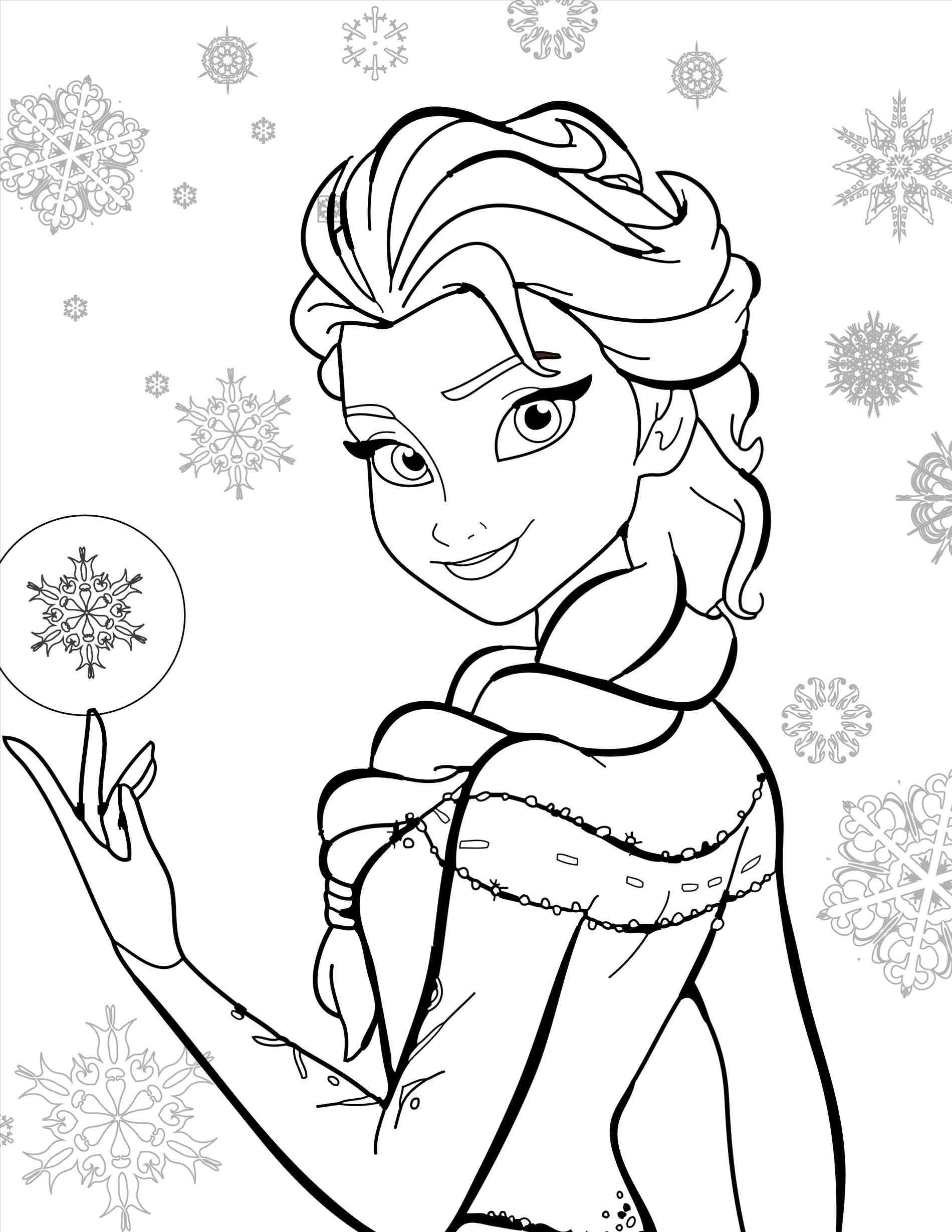 Frozen Drawing Anna And Elsa At Getdrawings Com Free For Personal