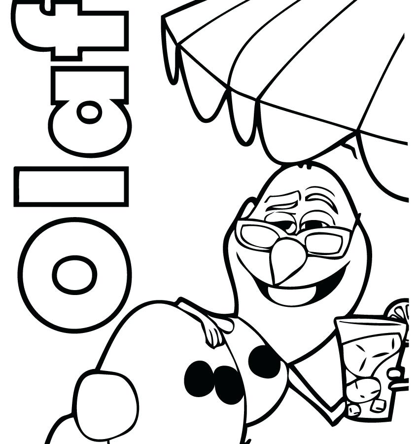 848x900 Frozen Coloring Pages To Print Free Printable