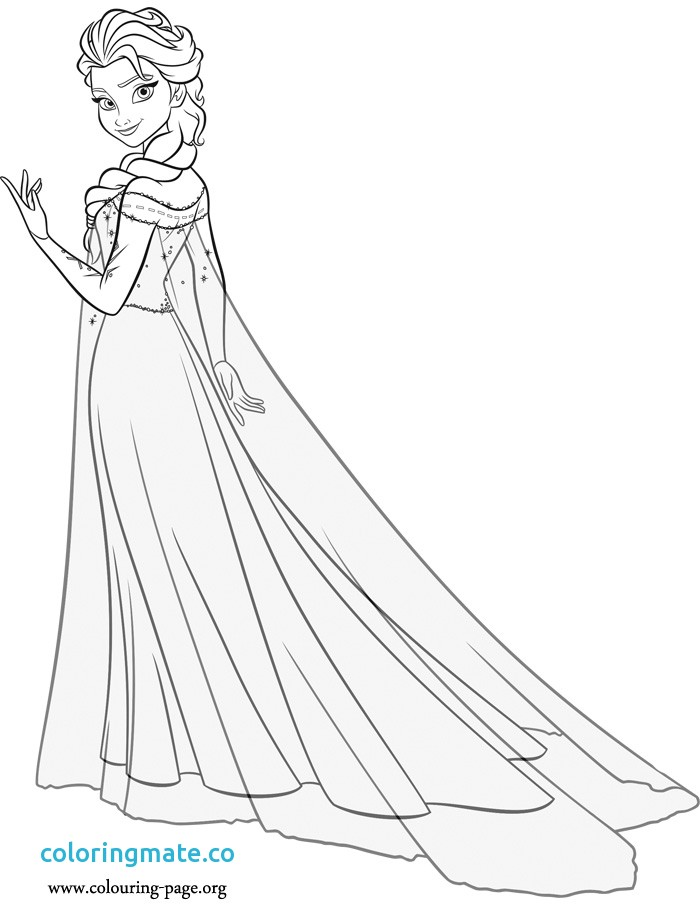 700x910 Frozen Elsa Coloring Pages Luxury Frozen Fever Frozen Fever