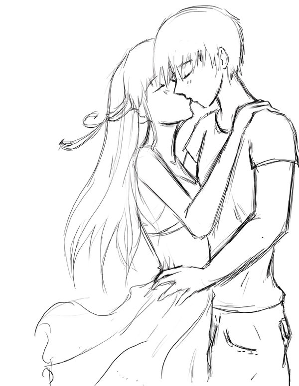 600x776 Fruits Basket Love Sk By Christi Chan