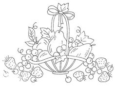 236x177 Image Result For How To Draw A Fruit Basket Things To Draw