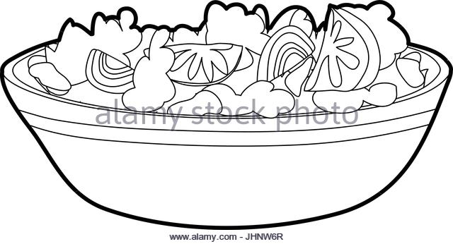 640x346 Fruit Salad Plate Isolated Icon Stock Photos Amp Fruit Salad Plate