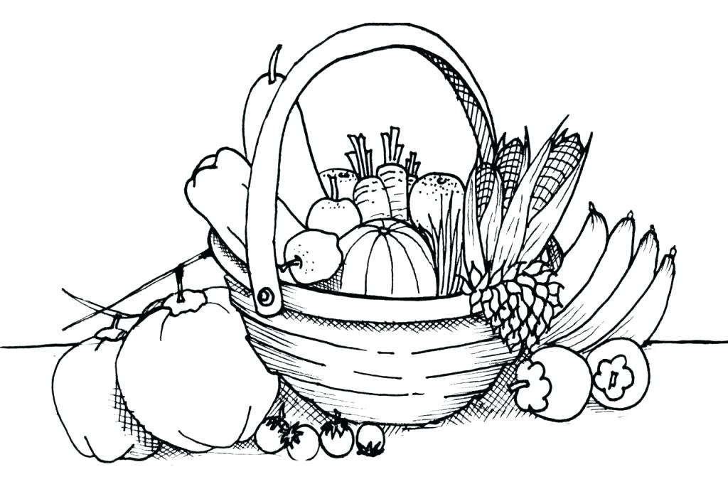 1024x681 Luxury Coloring Pages Fruits And Vegetables Online Vegetable Page