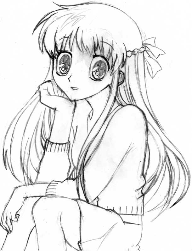 Fruits Basket Drawing at GetDrawingscom Free for personal use