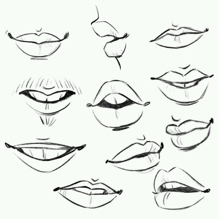 736x736 62 best Lips images on Pinterest Drawing ideas, Draw lips and