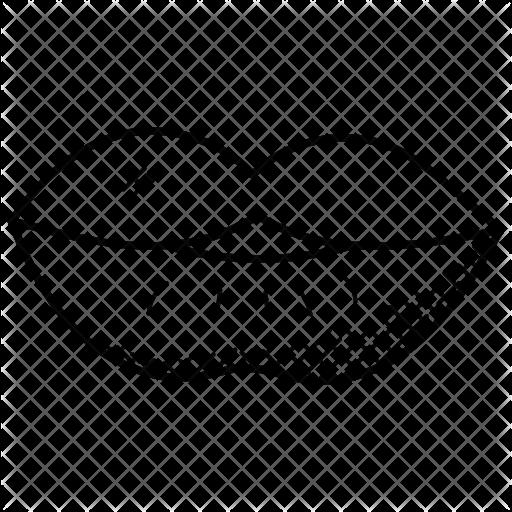 512x512 Pursed Lips Icon