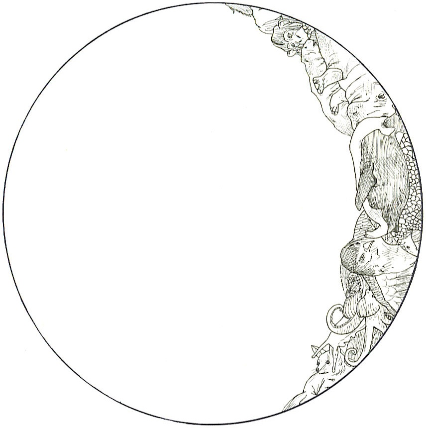 856x860 Moon Line Drawing Tom Doughboy One Complete Moon Tattoo