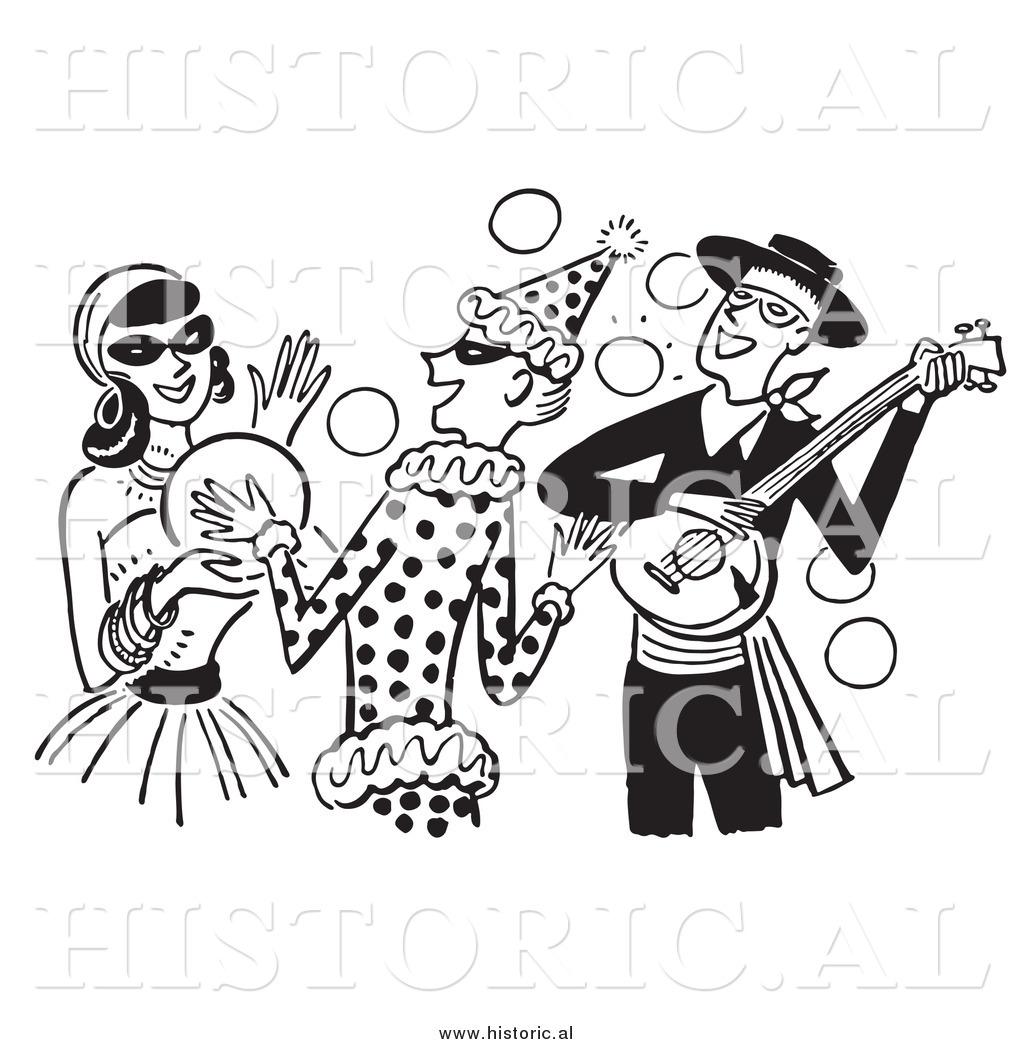 1024x1044 Clipart Of People Having Fun