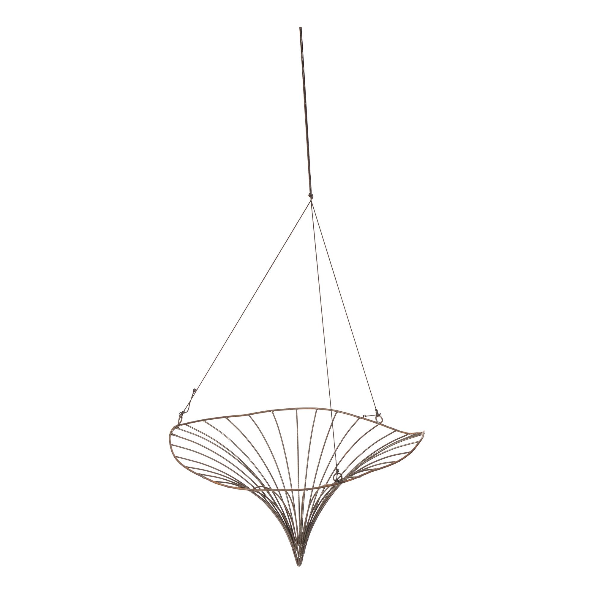 2000x2000 Wire Funnel Ornament Small