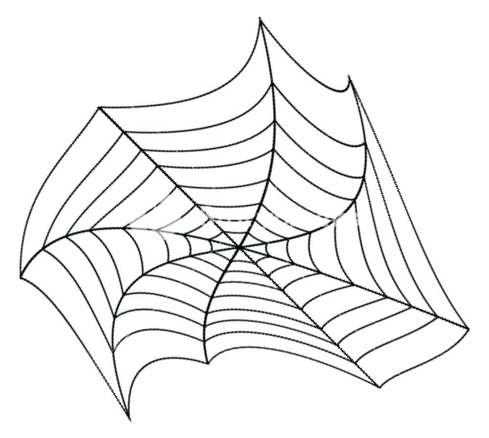 1000x896 Coloring Spider Web Coloring Design Funnel Pages. Spider Web Coloring