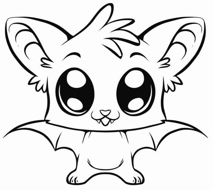 703x626 10 Best Cute Animal Images On Animal Coloring Pages