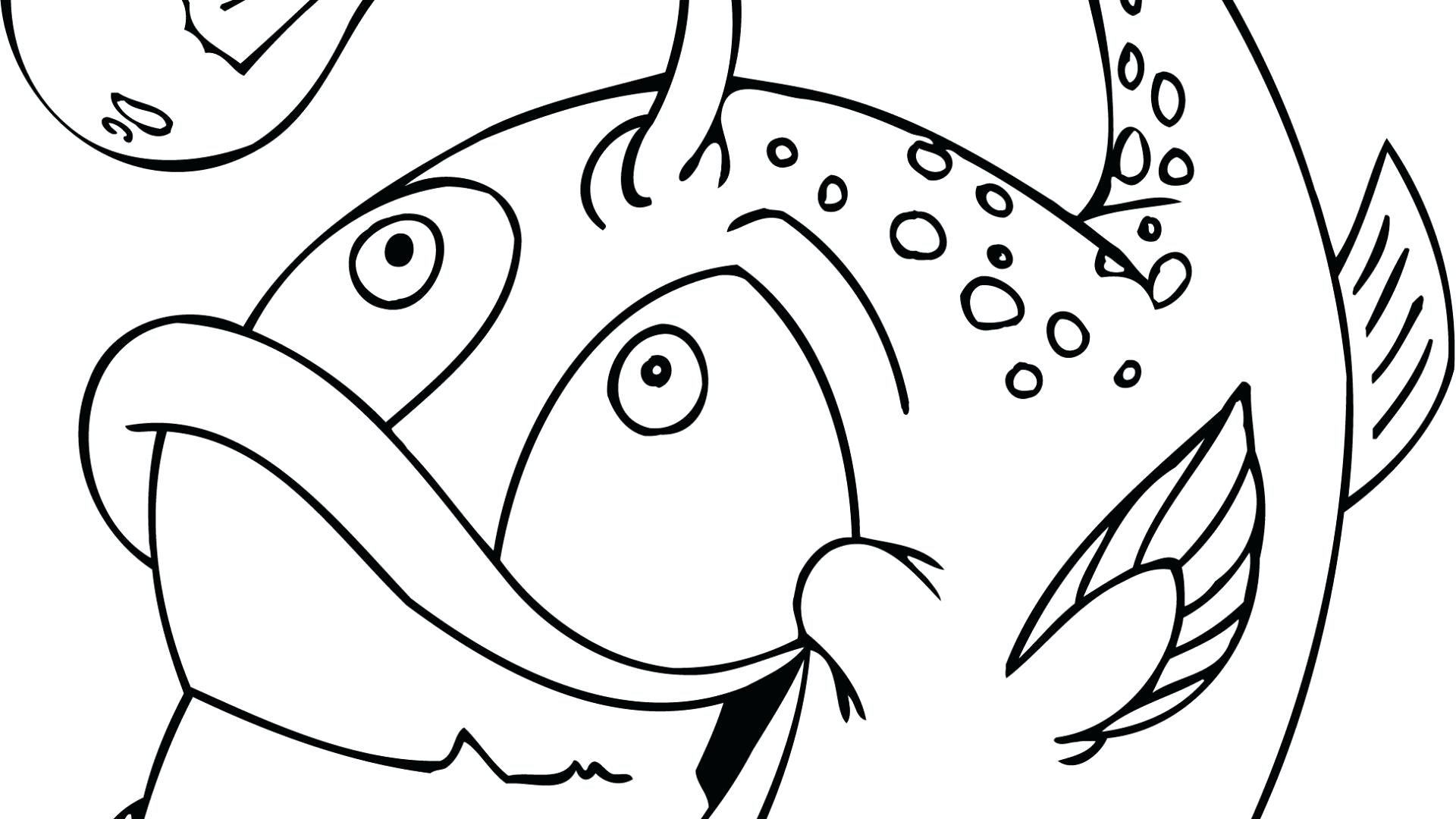 1920x1080 Coloring Funny Animal Coloring Pages