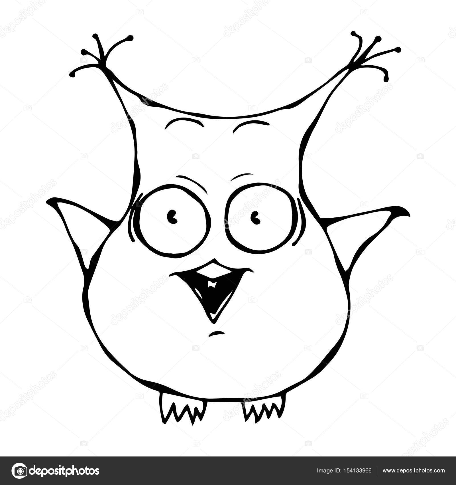 1600x1700 Cute Funny Scared Crazy Mad Insane Owl Bird Isolated On A White