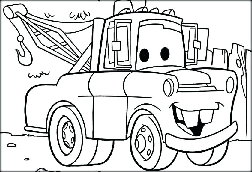 840x574 Disney Cars Coloring Book And Car Coloring Book In Addition To