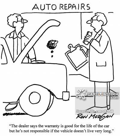 400x453 Car Salesman Cartoons And Comics