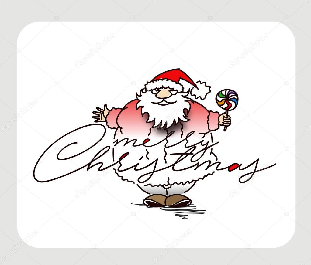 Funny Christmas Drawing at GetDrawings.com | Free for personal use ...
