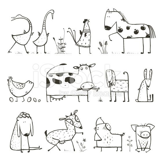 Funny Kids Drawing