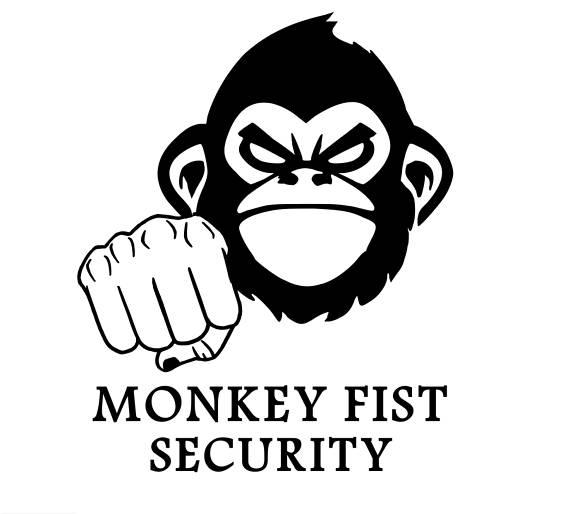 570x514 Monkey Fist Security Funny Similar Shirt Cop Show Security