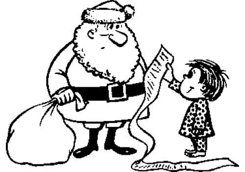 500x350 Funny Christmas Drawings Images Fun For Christmas