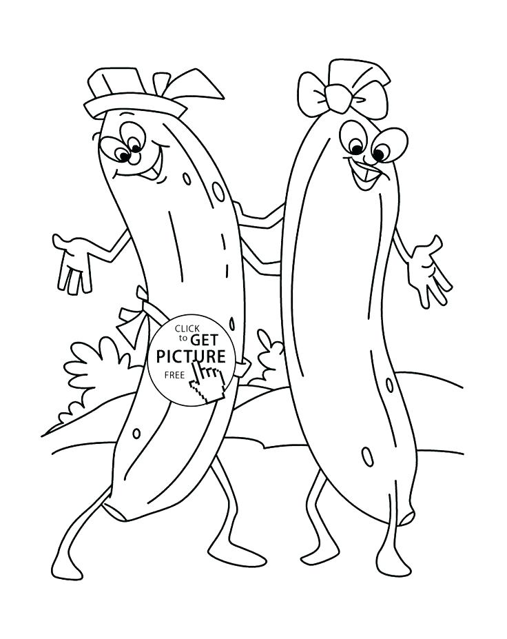 736x927 Funny Coloring Book Pages Funny Coloring Book Pages Funny Bananas