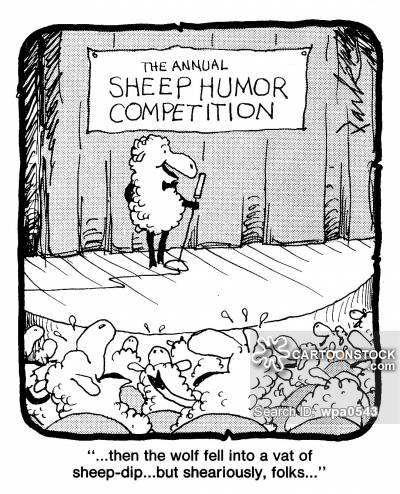 400x494 Sheep Dip Cartoons And Comics