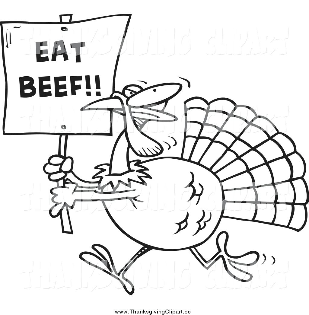 Funny Turkey Drawing at GetDrawings.com | Free for personal use ...
