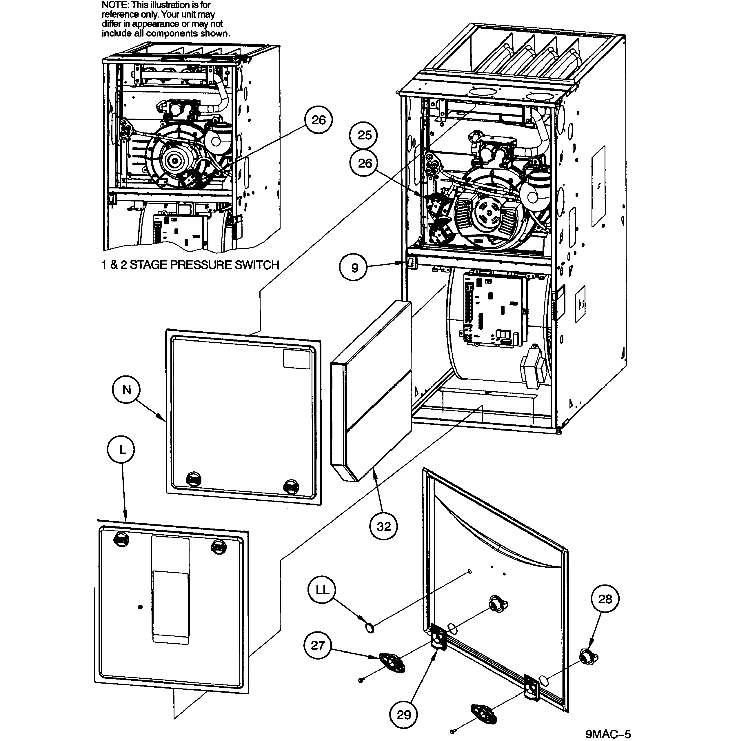 Furnace Drawing at GetDrawings.com | Free for personal use Furnace ...