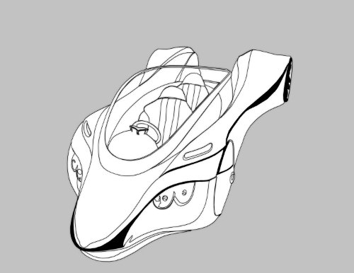 500x386 How To Draw Cars Easy. Hubpages