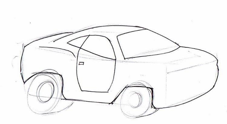 750x411 Learn To Draw The Best Cartoon Cars Junior Car Designer