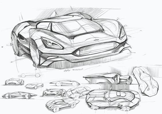 564x398 368 Best Automotive Sketches Images On Car Design