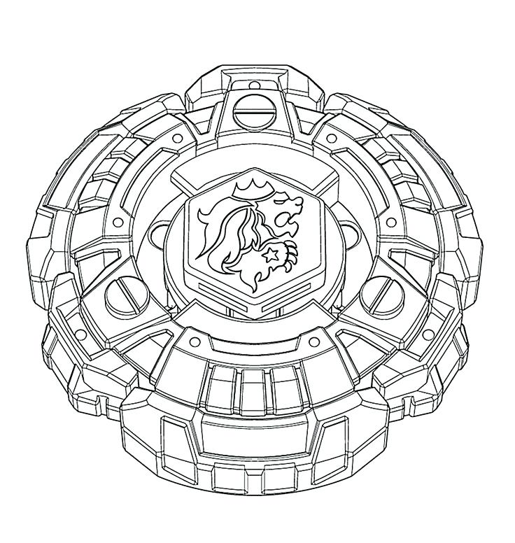 736x776 Beyblade Coloring Pages Galaxy Pegasus Preschool For Sweet Page