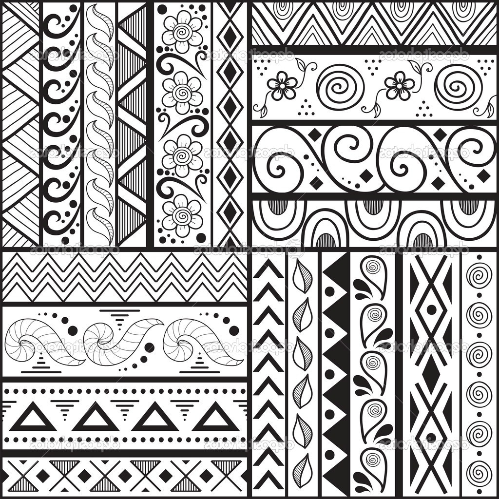 1024x1024 Pictures Cool Drawing Patterns,