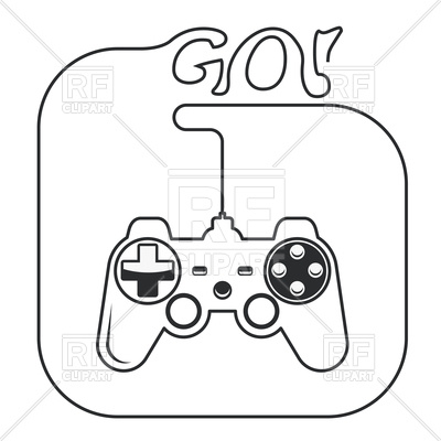 400x400 Gamepad In Hands Icon