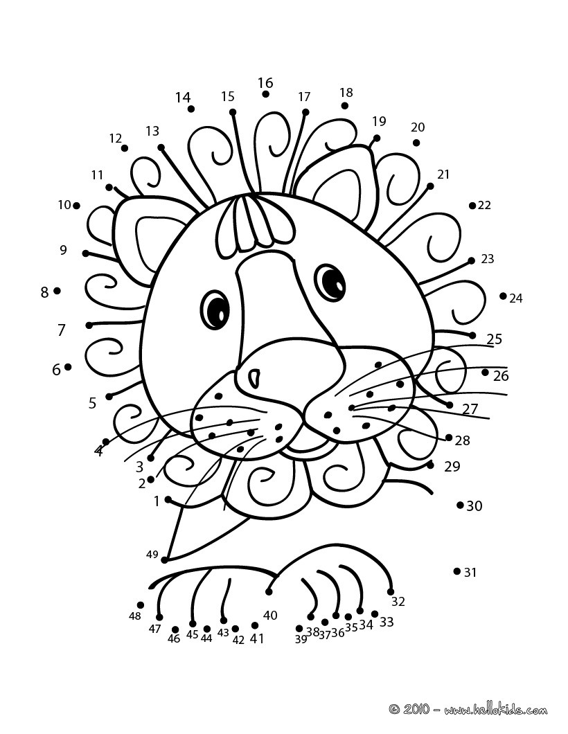 820x1060 Lion Coloring Pages, Drawing Lessons, Crafts, Games And Activities