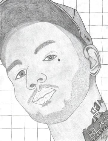 362x471 The Game Drawing By Diggzy