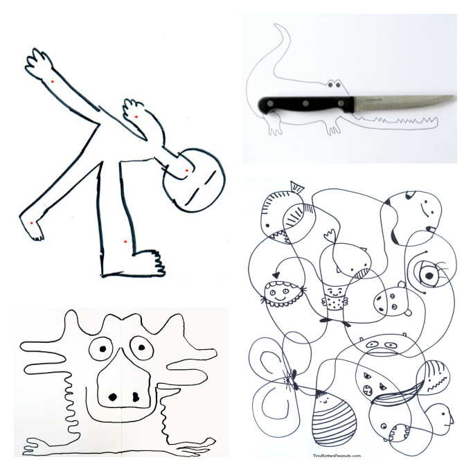 680x680 Encourage Childrens Creativity With Drawing Games And Silliness