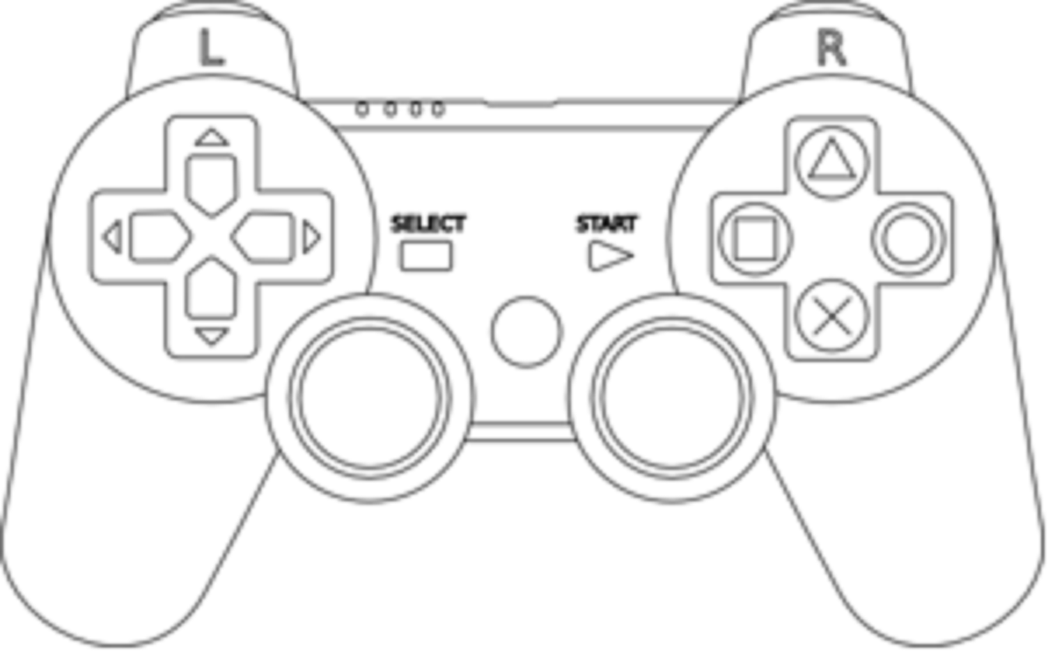 1515x945 Game Controller Free Images