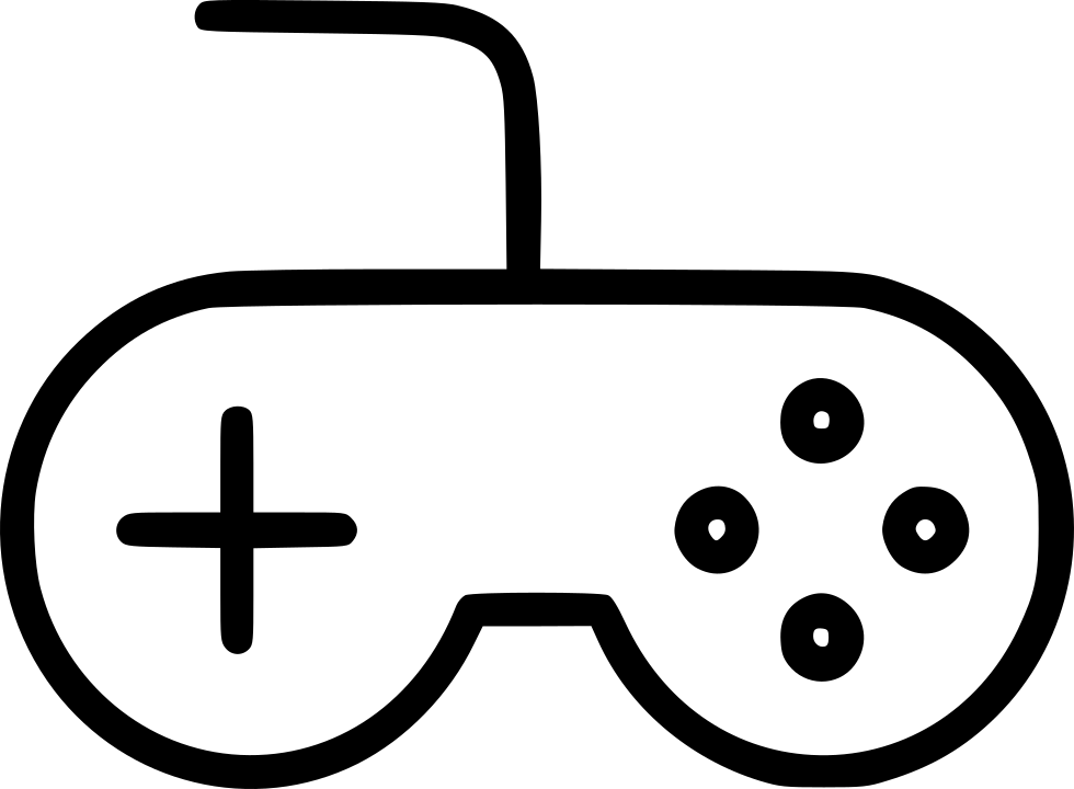 980x720 Game Remote Remote Control Gaming Device Svg Png Icon Free