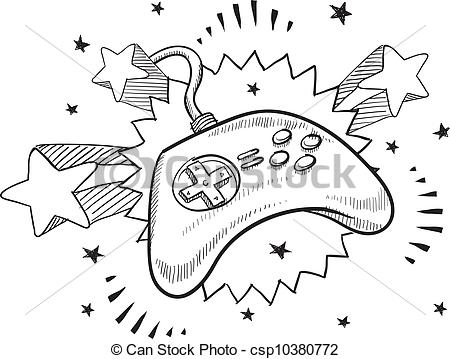 450x359 Gaming Controller Illustrations And Clip Art. 10,776 Gaming