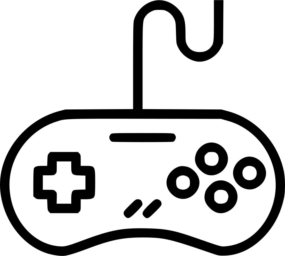 980x882 Sega Genesis Controller Svg Png Icon Free Download ( 446049