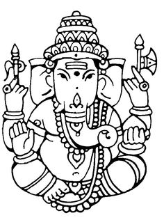 236x316 Image Result For Ganesh Drawing Paintings Ganesh