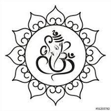 Ganesh Easy Drawing