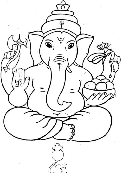 503x718 Printable Coloring Pages
