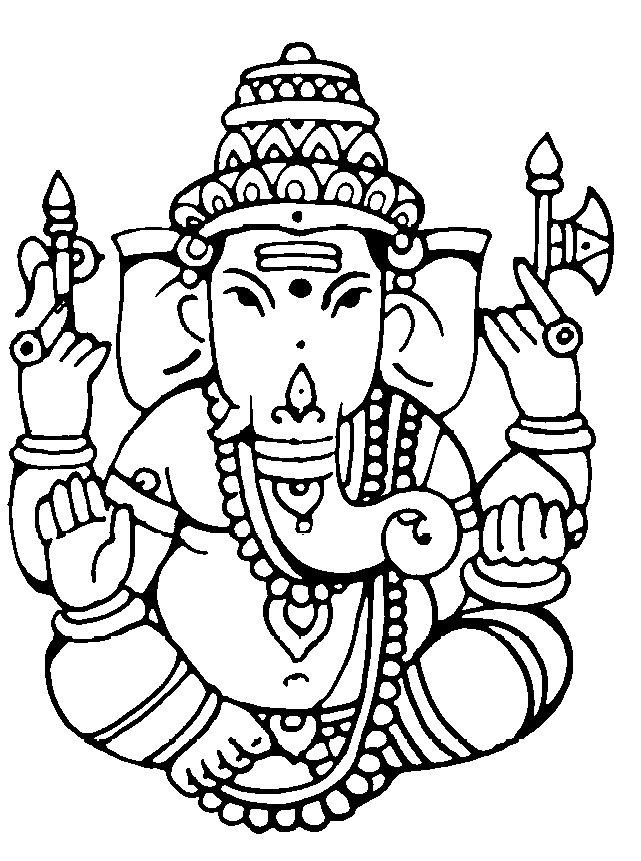 641x861 Ganesha Ganesha Ganesha, Ganesh And Indian Art
