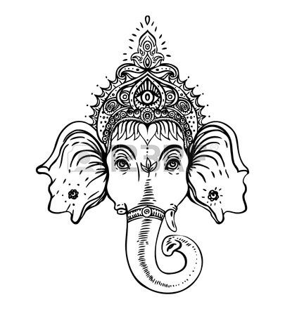 405x450 Ganesha Art Stock Photos. Royalty Free Business Images